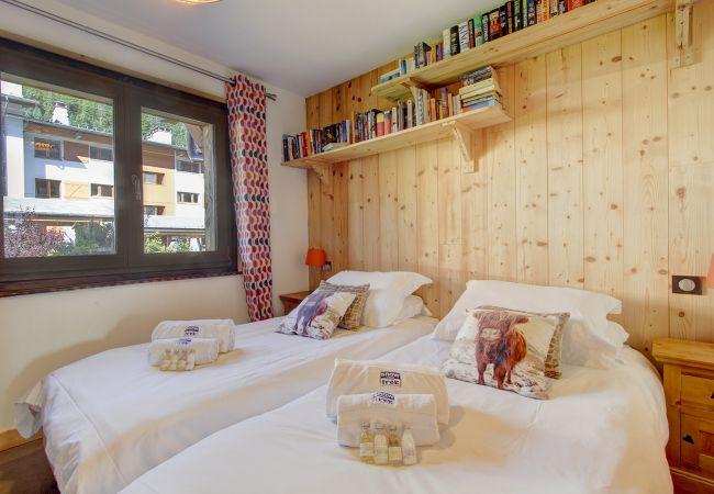 Chambres d'hôtes à Morzine - Chalet Poppy GF En-Suite