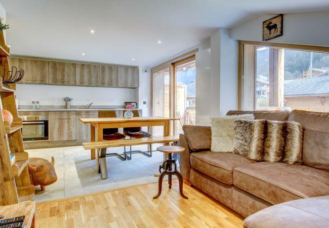 Appartement à Morzine - Le Petit Cheval Blanc
