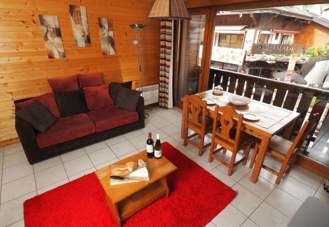 Apartment in Morzine - Le Slalom 16