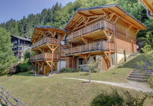 Apartment in Morzine - Apartment Le Croix