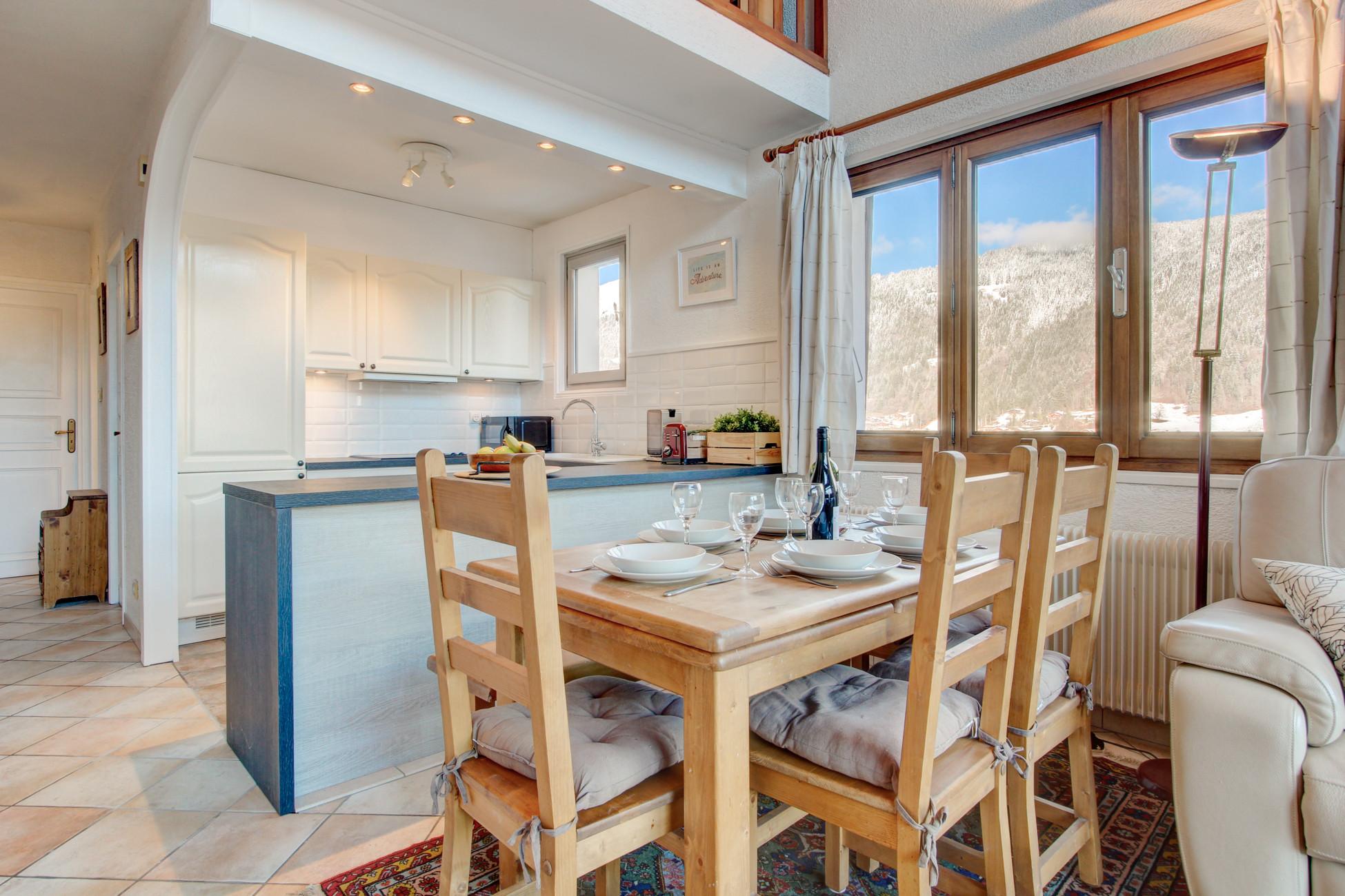 Le Pleney - Apartments in Morzine