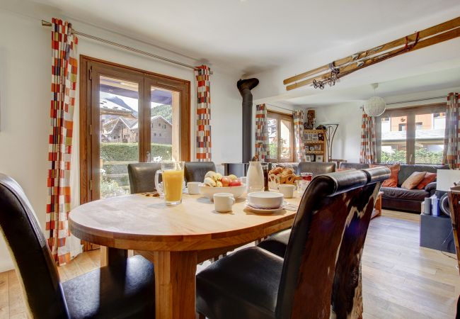 Rent by room in Morzine - Chalet Poppy Top Family