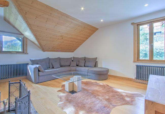 Apartment in Morzine - Le Chanterelle