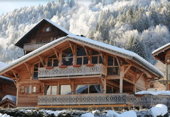 Chalet in Morzine - Geronimo