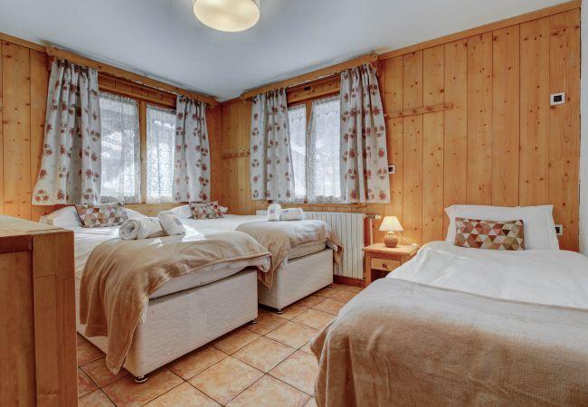 Apartment Morzine - Chalet Arthur 1- Snow and Trek