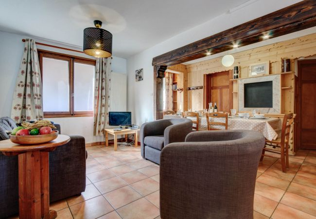 Apartment in Morzine - Chalet Arthur One