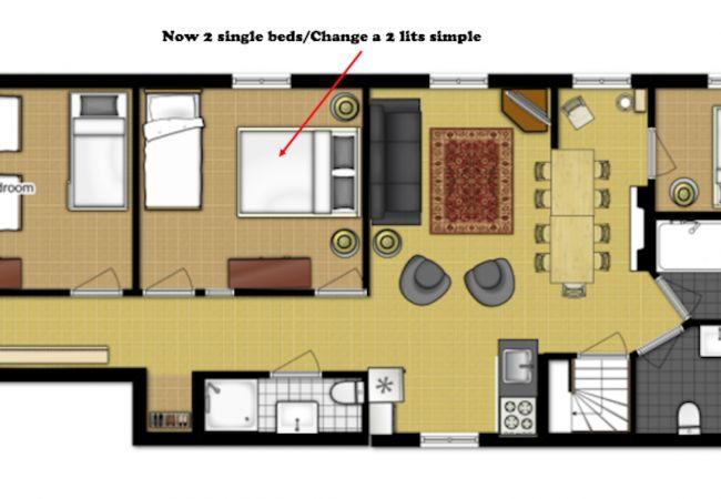 Apartment in Morzine - Chalet Arthur One