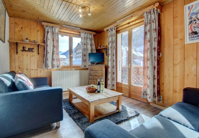 Apartment in Morzine - Chalet Arthur Two