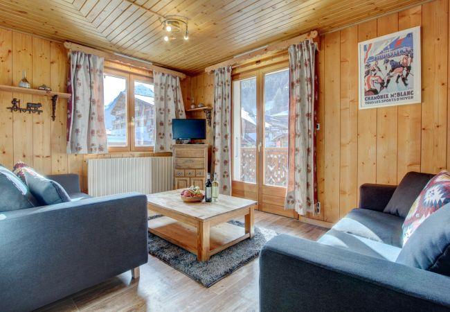 Apartment in Morzine - Chalet Arthur Two