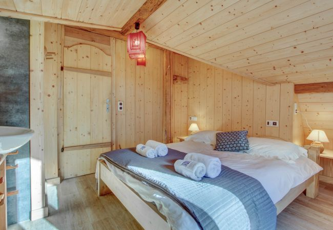 Apartment in Morzine - Chalet Arthur Three