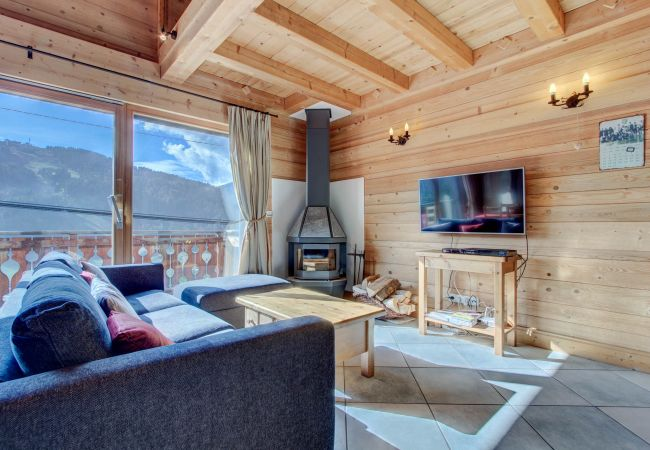 Chalet in Morzine - Rose et Chardon