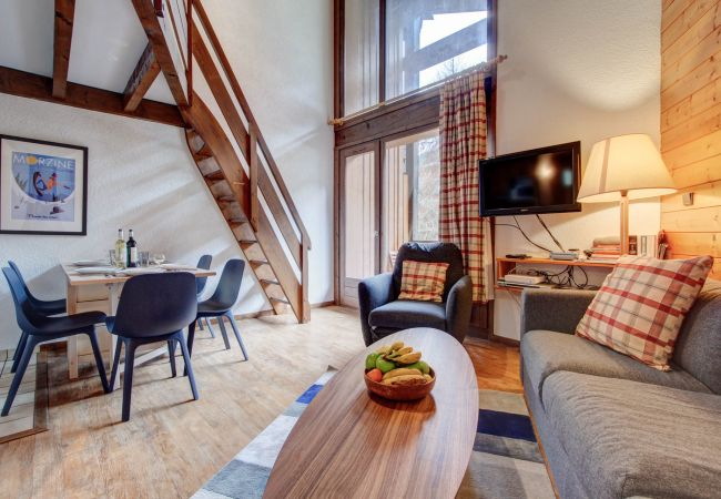 Apartment in Morzine - La Corniche