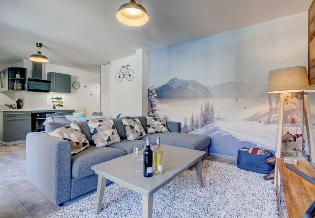 Apartment in Morzine - Les Bailicîmes