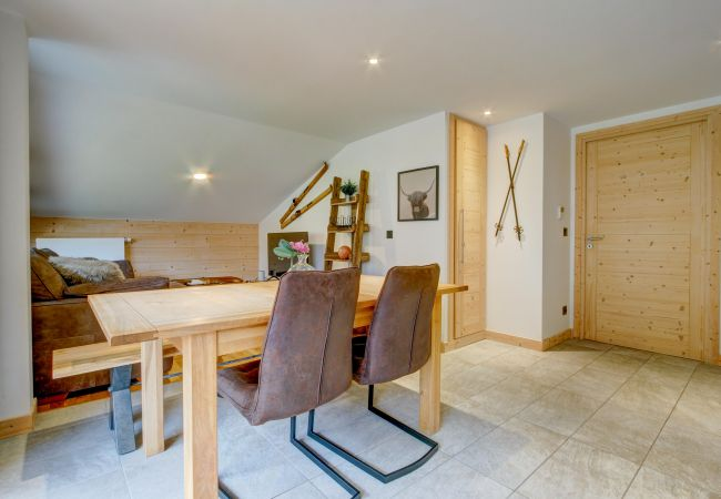 Apartment in Morzine - Le Petit Cheval Blanc