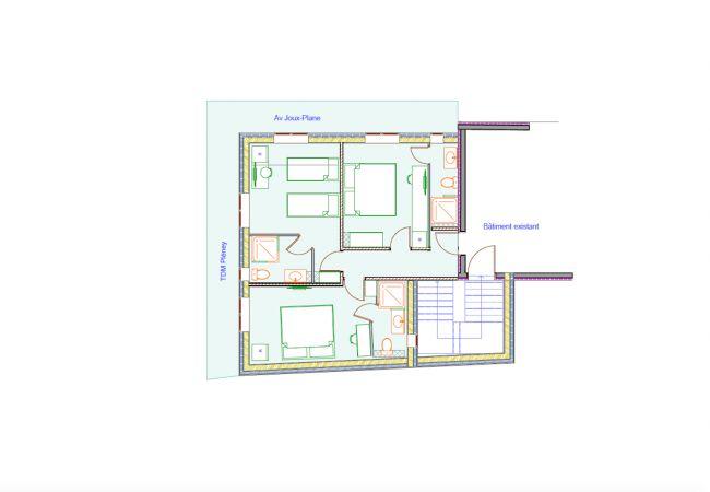 Apartment in Morzine - Chalet Arthur 2 - New Winter 21/22