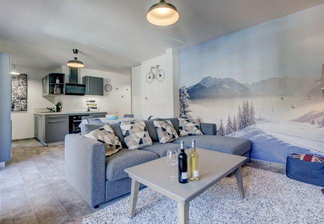 Apartment in Morzine - Les Bailicîmes