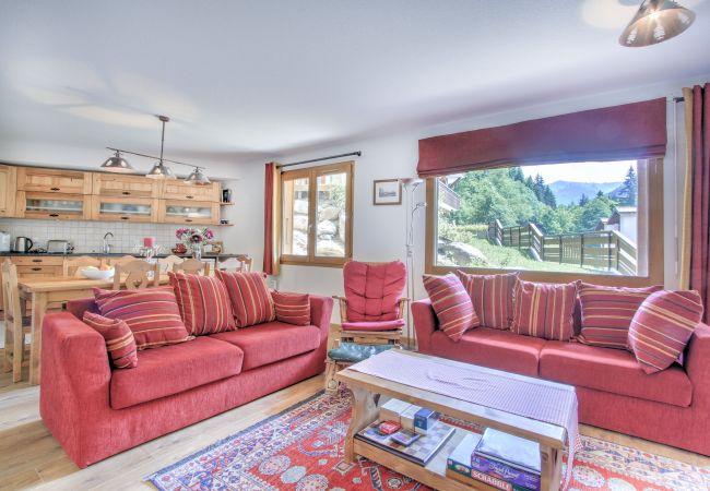 Apartment in Morzine - Chalets De Nyon A2