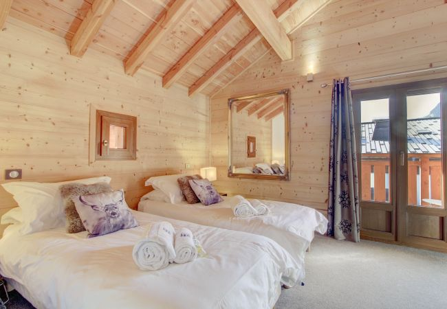 Rent by room in Morzine - Chalet Poppy B&B 2