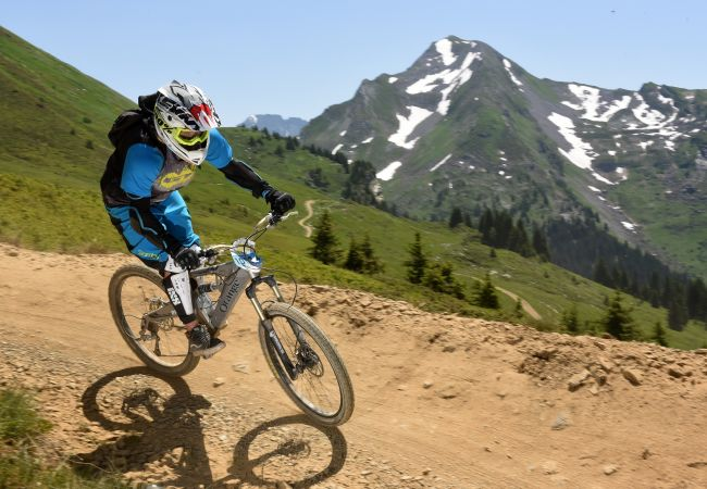 Mountain Biking - Morzine - Snow and Trek